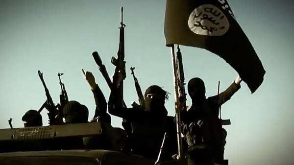 ИГИЛ стремительно теряет территорию | Русская весна