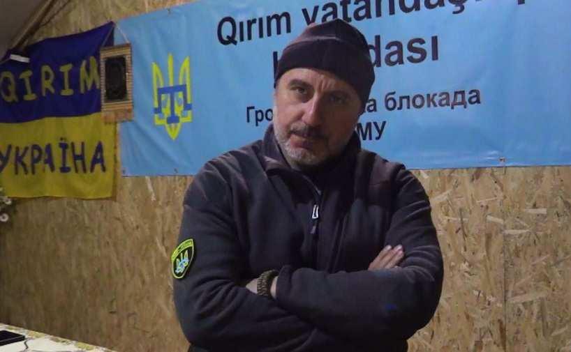 Ислямов объявил оподготовке батальона для«зачистки» Крыма (ВИДЕО) | Русская весна