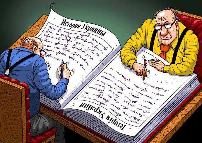 В украинский учебник истории траву не заворачивают — он и так вставляет, — политолог (ВИДЕО) | Русская весна