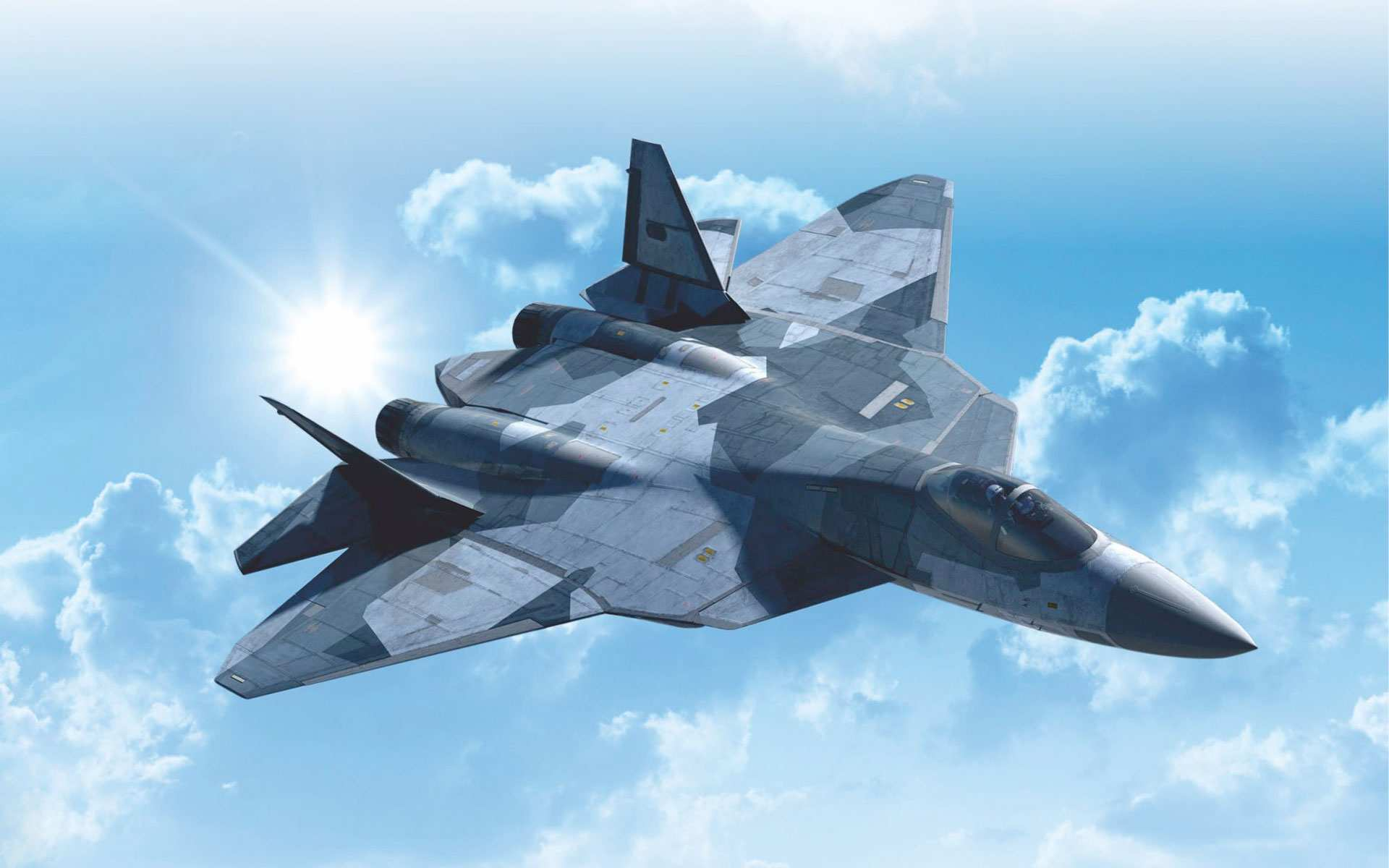 Шойгу рассказал, что на самом деле делали в Сирии новейшие Су-57 и сколько их было | Русская весна