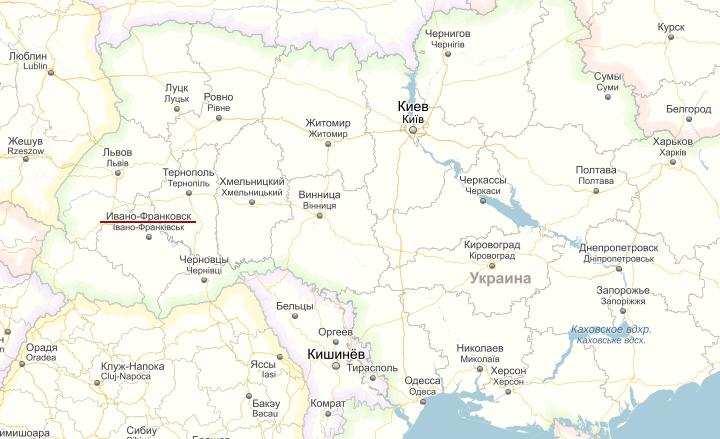 В Ивано-Франковске протестующие против повышения коммунальных тарифов устроили «вече» (ВИДЕО) | Русская весна