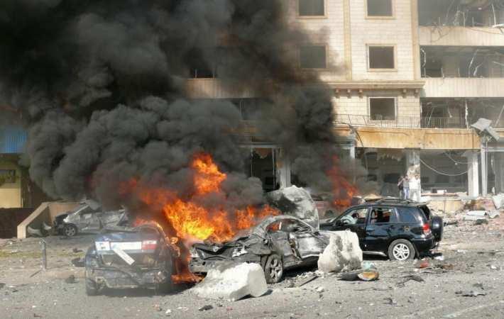 МОЛНИЯ: Смертники подорвались недалеко отздания посольства РФвАфганистане | Русская весна