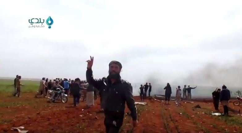 «Джебхат ан-нусра» взяла насебя ответственность засбитый Су-22сирийских ВВС(ВИДЕО) | Русская весна