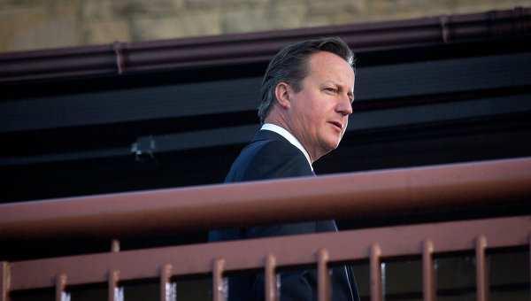 Кэмерон: Лондон хотел быполучить мандат ООНнаоперацию вСирии | Русская весна