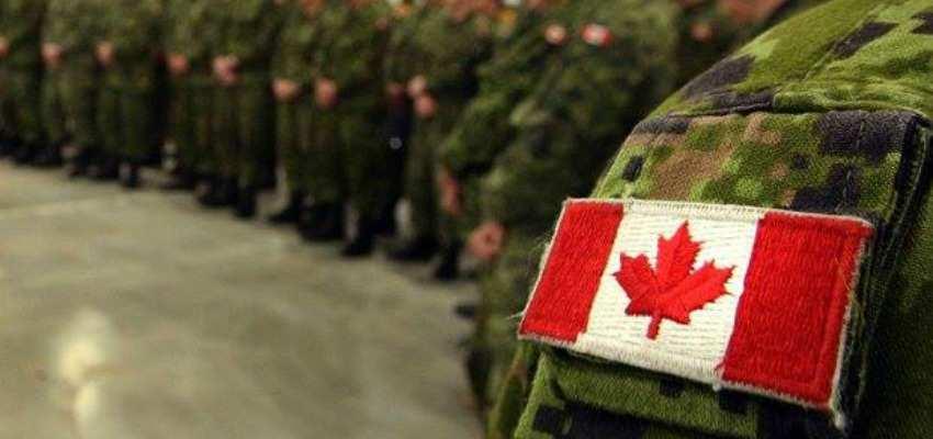 Канада окажет помощь украинской армии | Русская весна