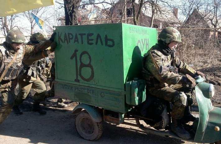 Экскурсия по украинской реальности: военно-морской хлам (ВИДЕО) | Русская весна