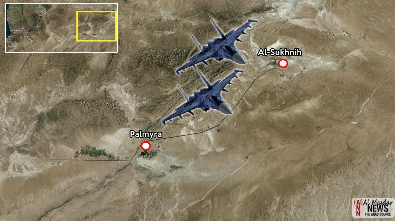 СРОЧНО: ВКСРоссии начали массированную атаку на ИГИЛ вПальмире, прикрывая наступление Армии Сирии   Русская весна