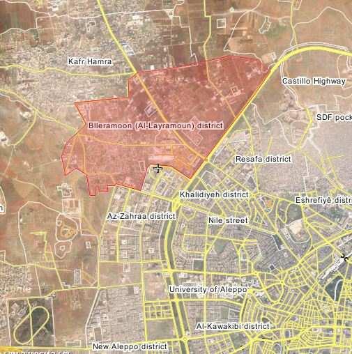 «Сирийский Сталинград»: САА и ополченцы готовятся к новому наступлению (КАРТА) | Русская весна