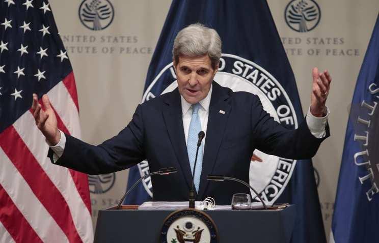 ДниИГИЛ сочтены — госсекретарь США   Русская весна
