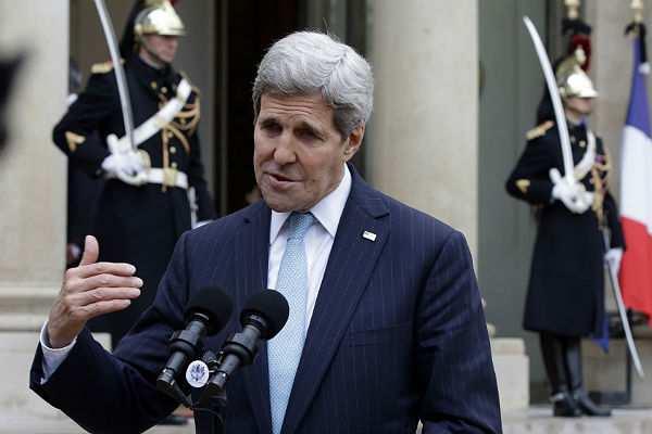Керри анонсировал скорую смену власти вСирии | Русская весна