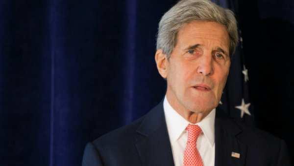 Керри: Пока у власти Асад, война в Сирии будет продолжаться | Русская весна