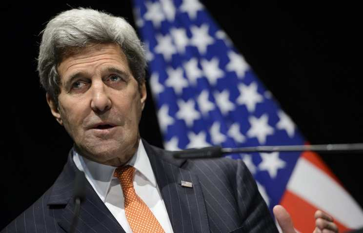Керри: США приветствуют действия России в Сирии | Русская весна