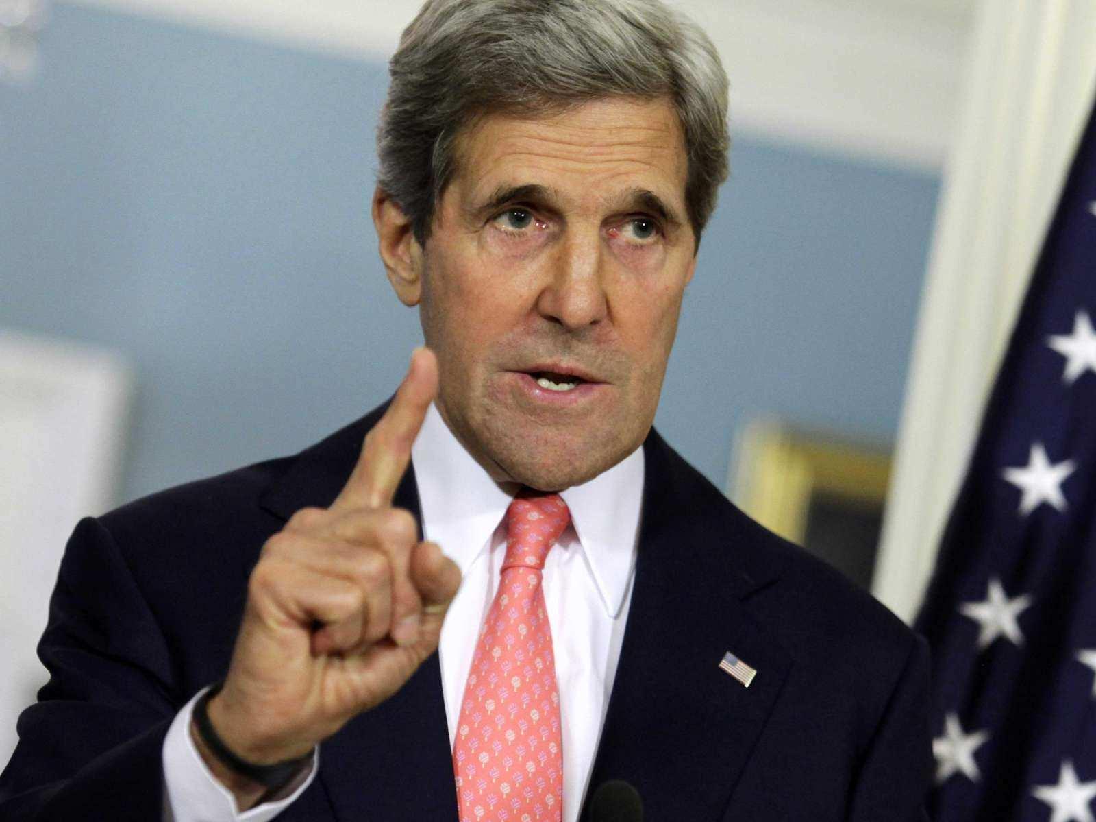 Госсекретарь СШАКерри: СШАготовы кнемедленному началу дискуссий сРоссией поСирии | Русская весна