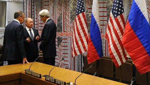 СРОЧНО: Керри заявил, что США и Россия сошлись в основных подходах по Сирии   Русская весна