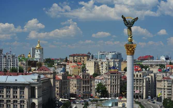 В Киеве намерены переименовать 122 улицы с советскими названиями | Русская весна
