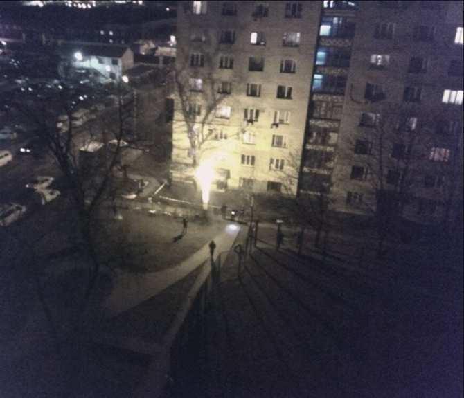 ВДнепровском районе Киева прогремел взрыв, один человек погиб (ВИДЕО) | Русская весна
