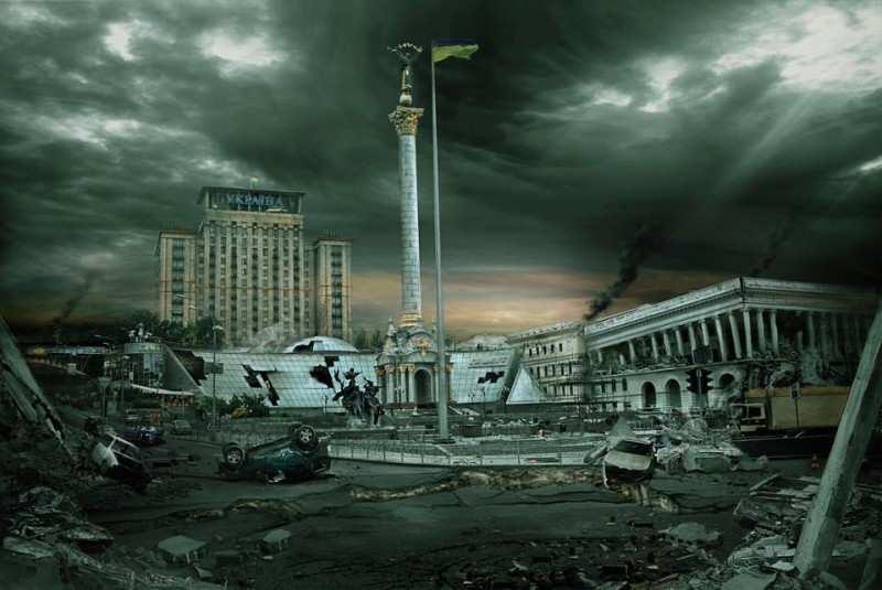 Корчинский предложил превратить Киев вубежище длятеррористов ИГИЛ | Русская весна