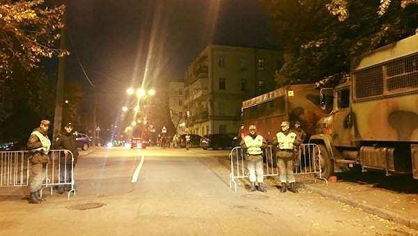 Патрули нацгвардии и перекрытые улицы: украинские власти активно готовятся к«майдану» Саакашвили   Русская весна