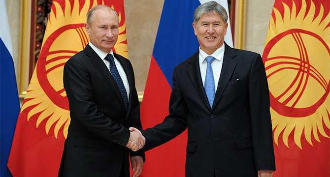 Невидимая война: КаквКиргизии пытаются дискредитировать Россию и Евразийский союз | Русская весна