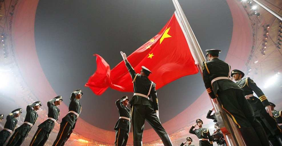 Китай ускоряет создание «армии будущего»   Русская весна