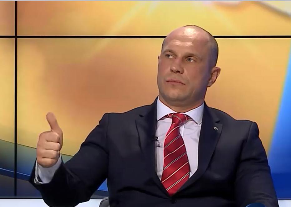 Советник Авакова пообещал вырезать украинскую власть, выступая на российском ТВ (ВИДЕО) | Русская весна