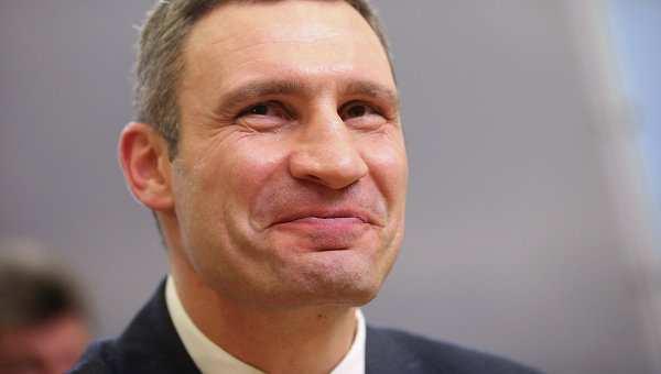 Exit polls: Кличко побеждает навыборах мэра Киева с40,4% голосов | Русская весна