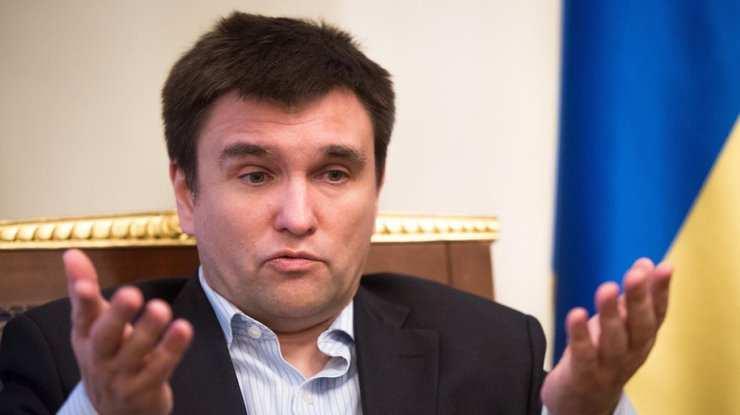 Донбасс после выборов начнет евроинтеграцию, — Климкин | Русская весна