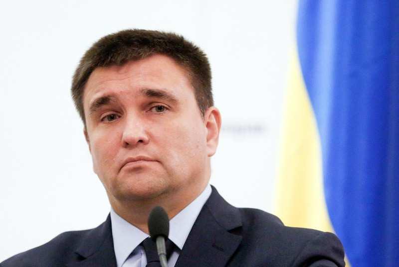 А нас за что? Климкин прокомментировал высылку украинских дипломатов из России | Русская весна