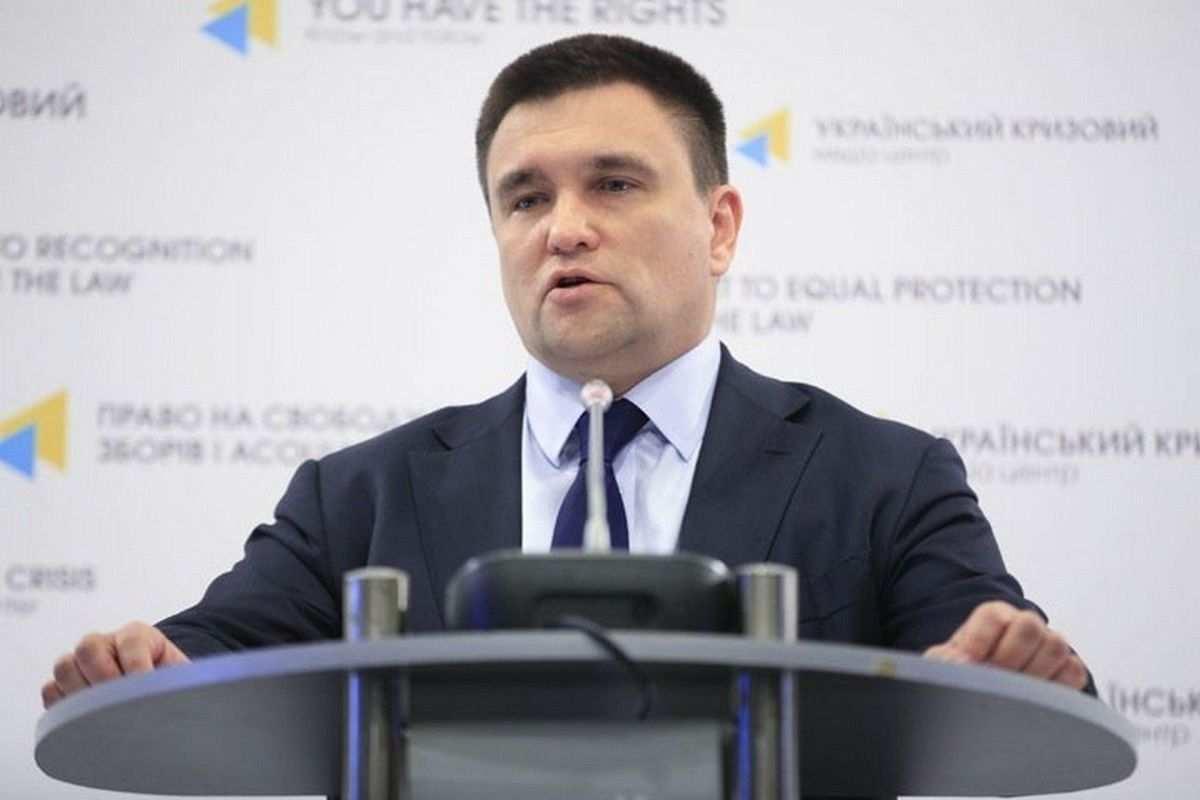 Климкин: Украина расторгнет договор осовместном использовании Азовского моря сРоссией | Русская весна