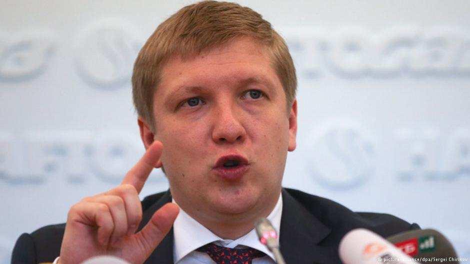 Глава «Нафтогаза» назвал поставки газа в украинский Геническ «российской пропагандой» (СКРИН) | Русская весна