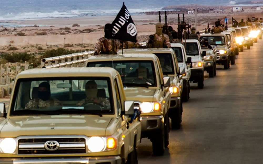 Пентагон не ответил, как террористы ИГИЛ прошли через подконтрольную США зону в сирийском Эт-Танфе | Русская весна