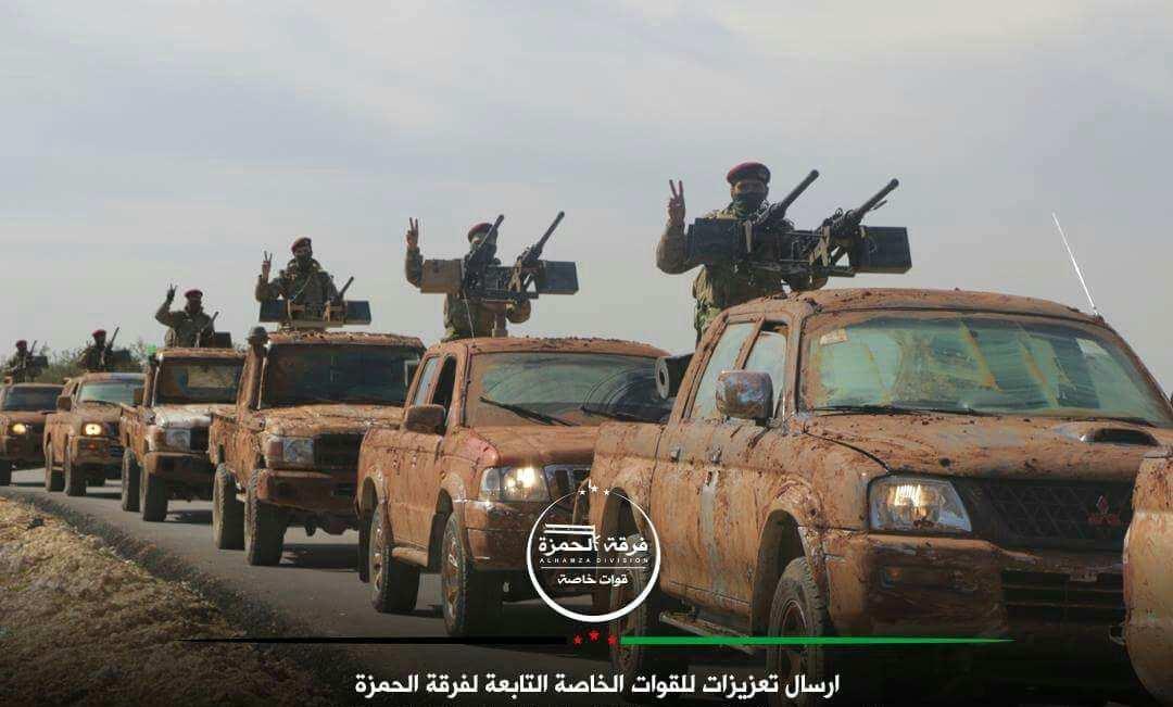 Сирия: Десятки тысяч боевиков и сотни единиц бронетехники готовятся к наступлению | Русская весна