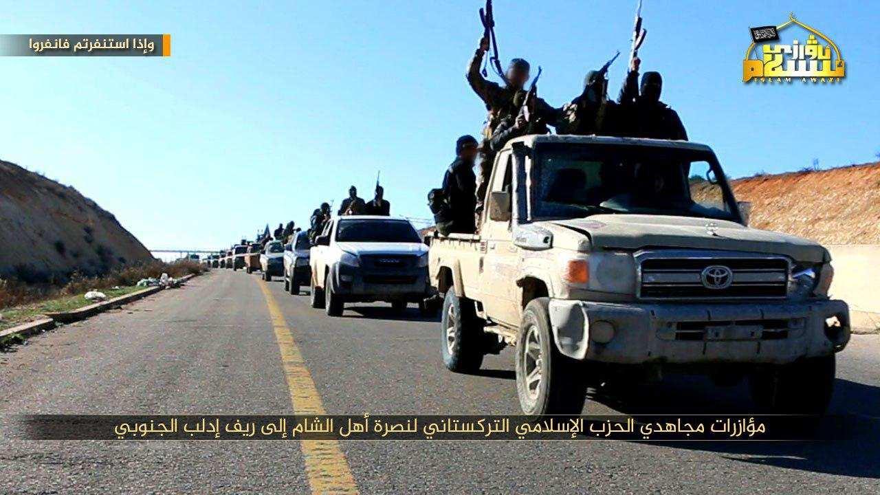 Сирия: Жестокие китайские террористы помогли «Аль-Каиде» отбить 4 города (ФОТО) | Русская весна