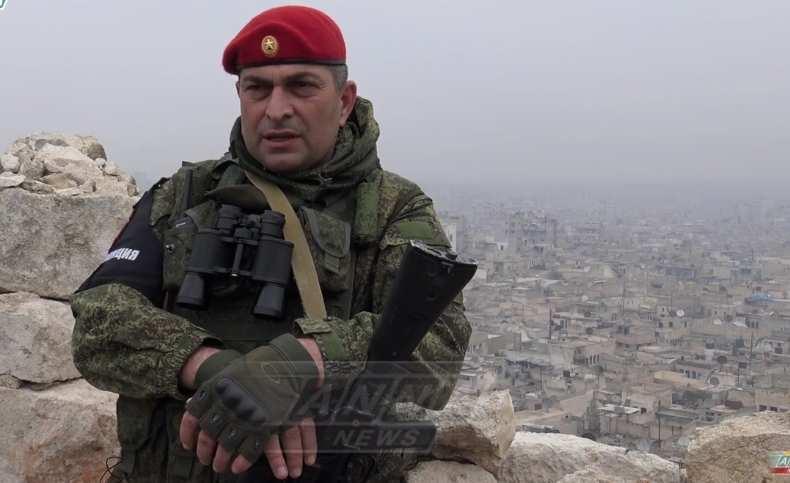 Уникальные кадры: Работа российской военной полиции в Алеппо (ВИДЕО) | Русская весна