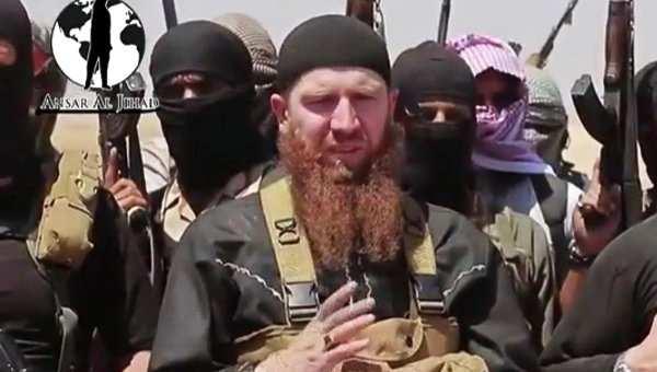 Одного излучших командиров «ИГИЛ» тренировал спецназ СШАдляучастия ввойне сРоссией вавгусте 2008 | Русская весна