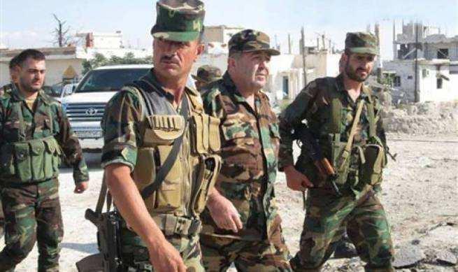 Спецназ «Тигры» освободил Танузу к востоку от Алеппо | Русская весна