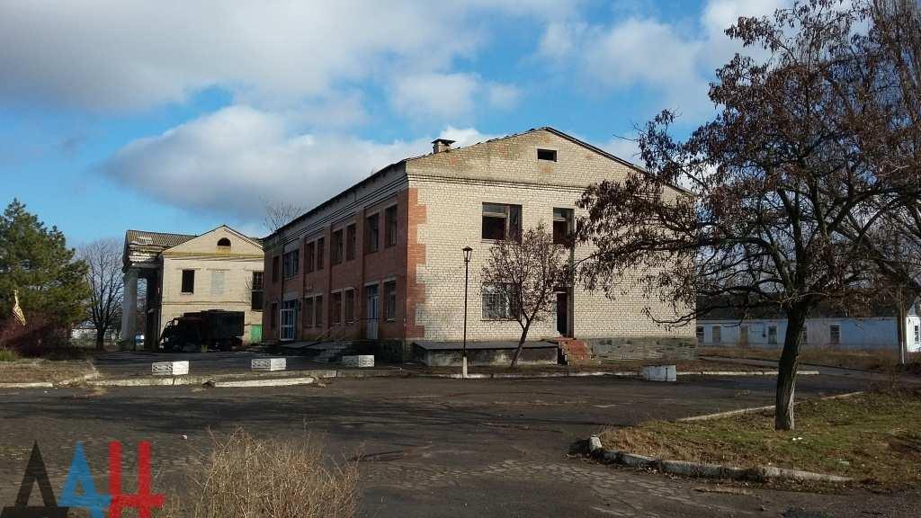 Украинские каратели выпустили 24 мины по селу Коминтерново в буферной зоне на юге Донбасса | Русская весна