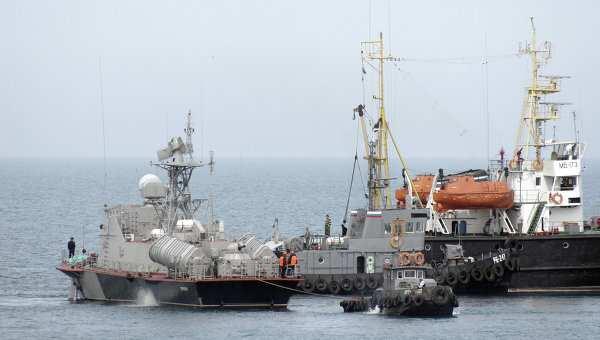 Украинский флот сейчас существует только набумаге, — губернатор Севастополя  | Русская весна