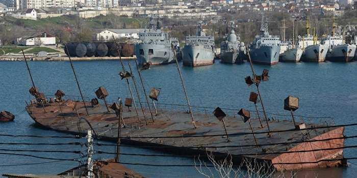Опубликованы кадры сржавыми украинскими кораблями вКрыму (ВИДЕО) | Русская весна