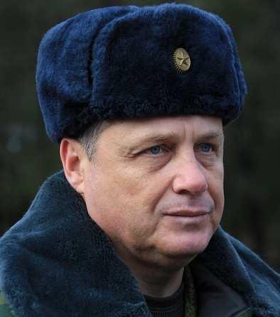 Генерал-майор С.Козлов утвержден надолжности председателя Совмина ЛНР | Русская весна