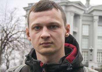 Главарь «Азов-Крым» потерял сознание во время вручения подозрения в причастности к терроризму и госизмене | Русская весна