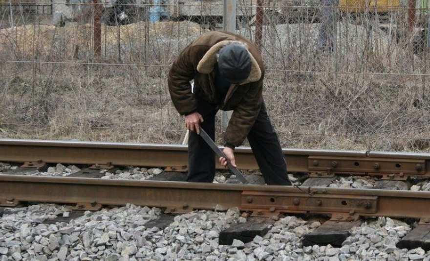 На Луганщине украинцы «похитили» железную дорогу (ФОТО) | Русская весна