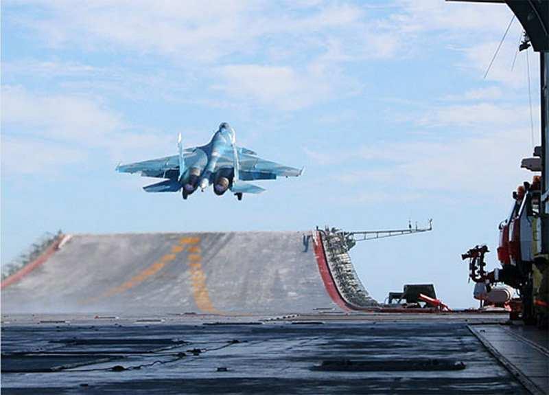СРОЧНО: Авиация с «Адмирала Кузнецова» и ракеты «Калибр» готовы к спецоперации под Дамаском | Русская весна
