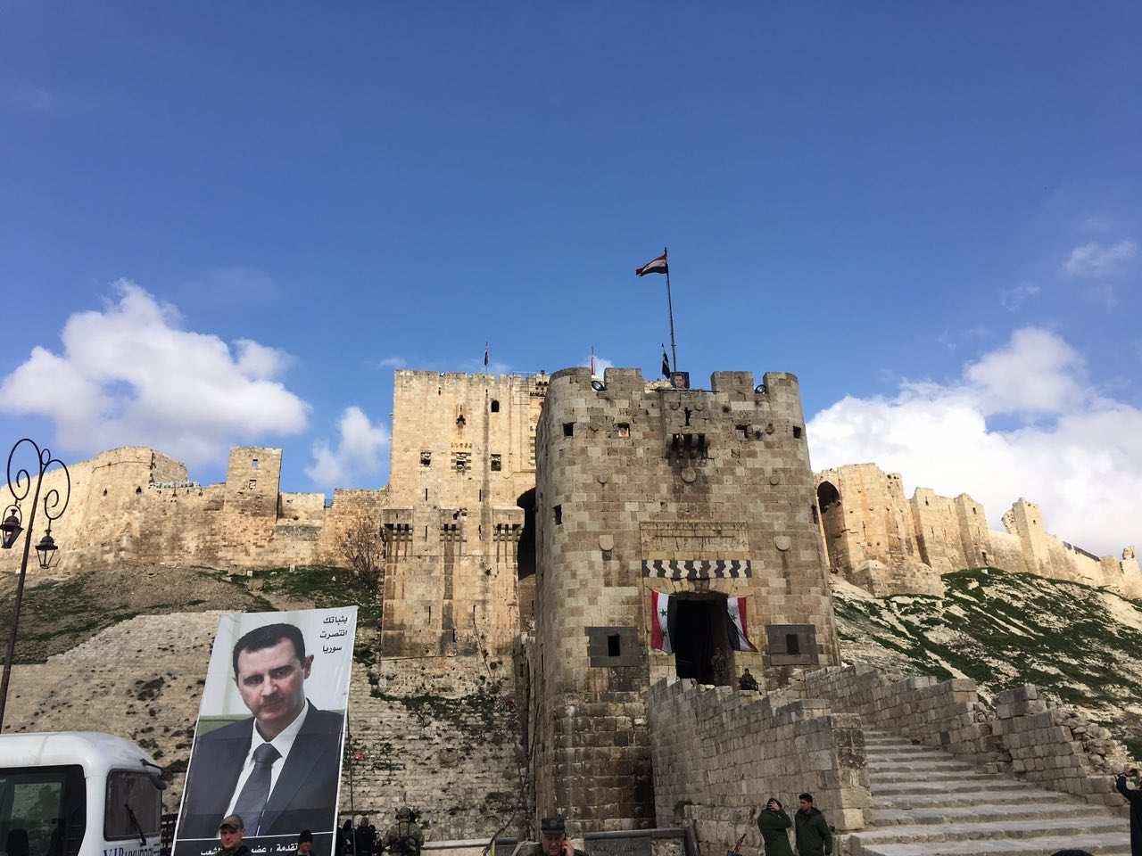 Алеппо — возрождение славы Сирии: Древняя крепость и сирийские красавицы (ФОТО, ВИДЕО) | Русская весна