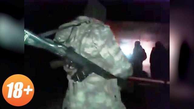 Турецкие военные помогают раненым в Сирии боевикам ИГИЛ (ВИДЕО 18+) | Русская весна