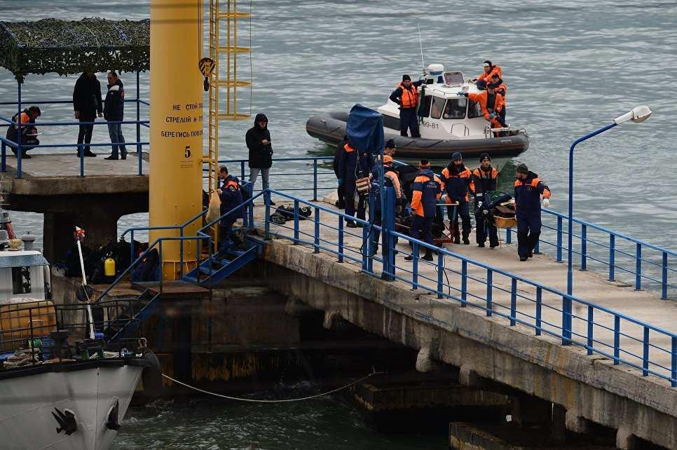 Перед крушением вТу-154случилось что-то экстремальное, — эксперт | Русская весна