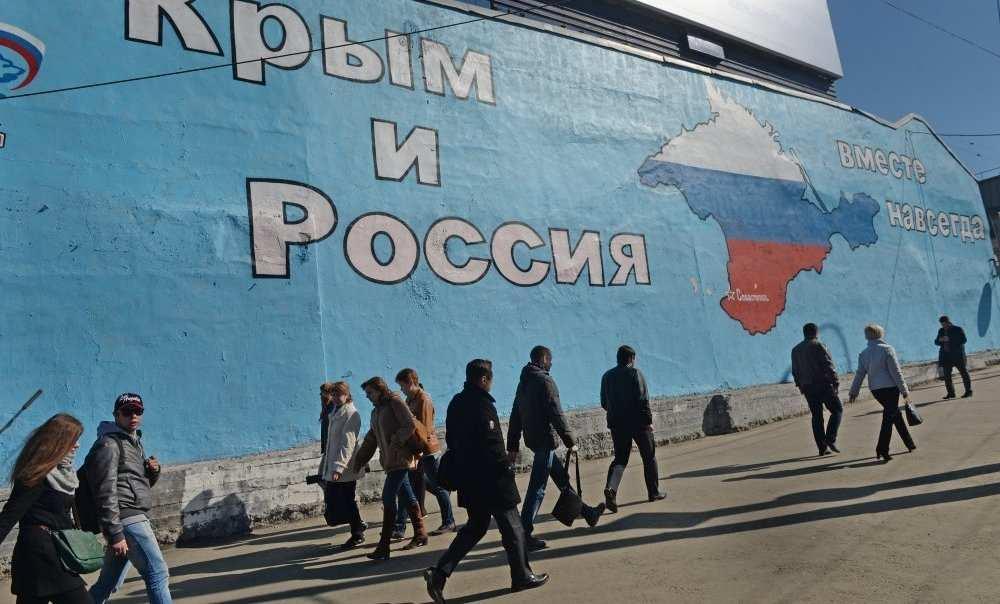 Воды Крым лишила Россия, анеУкраина, — Климкин | Русская весна