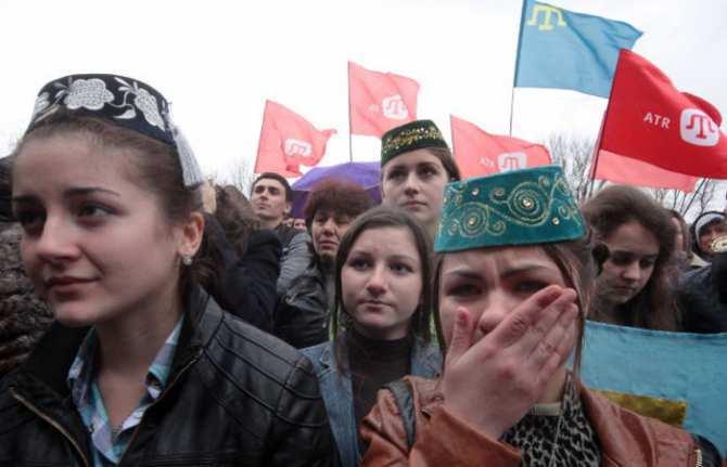 Крымских татар изТурции Эрдоган отправляет наУкраину (ВИДЕО) | Русская весна