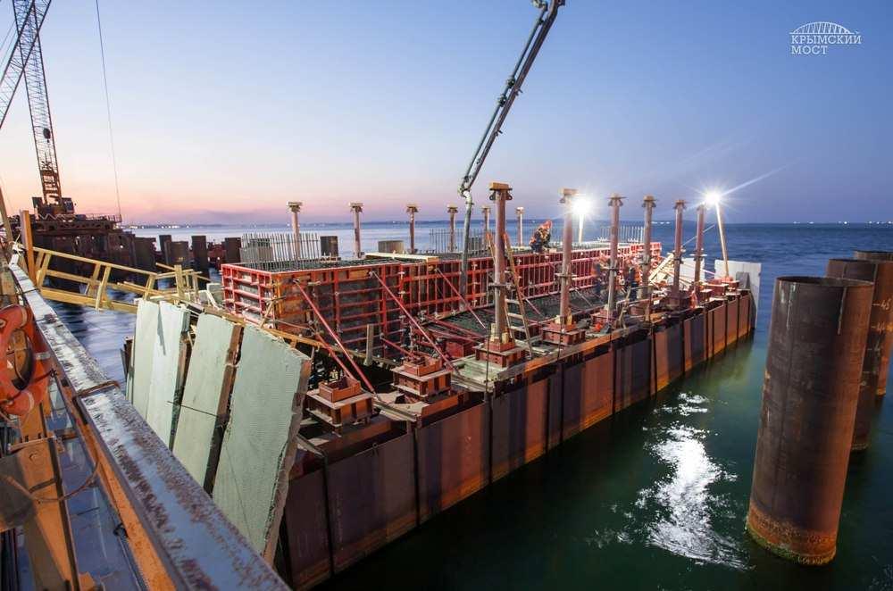 Российские подводные роботы будут охранять мост в Крым (ФОТО) | Русская весна
