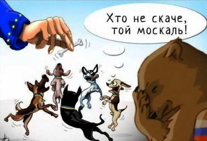 «Вступим в НАТО москалям назло» — в Киеве исполнили песню про «независимость» (ВИДЕО) | Русская весна